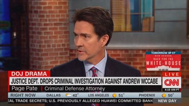 Attorney Page Pate on CNN